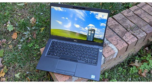 Đánh giá Dell Latitude 5400 Laptop 14 Inch 2020