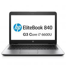 HP Elitebook 840 G3 Core i7 6600U, 8GB, 256GB, 14.0 Full HD, Card on