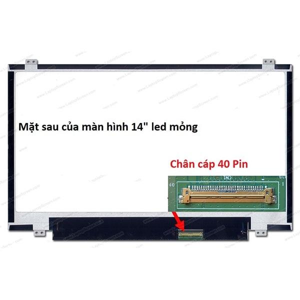 Thay màn hình Laptop HP Elitebook Folio 9470M 9480M