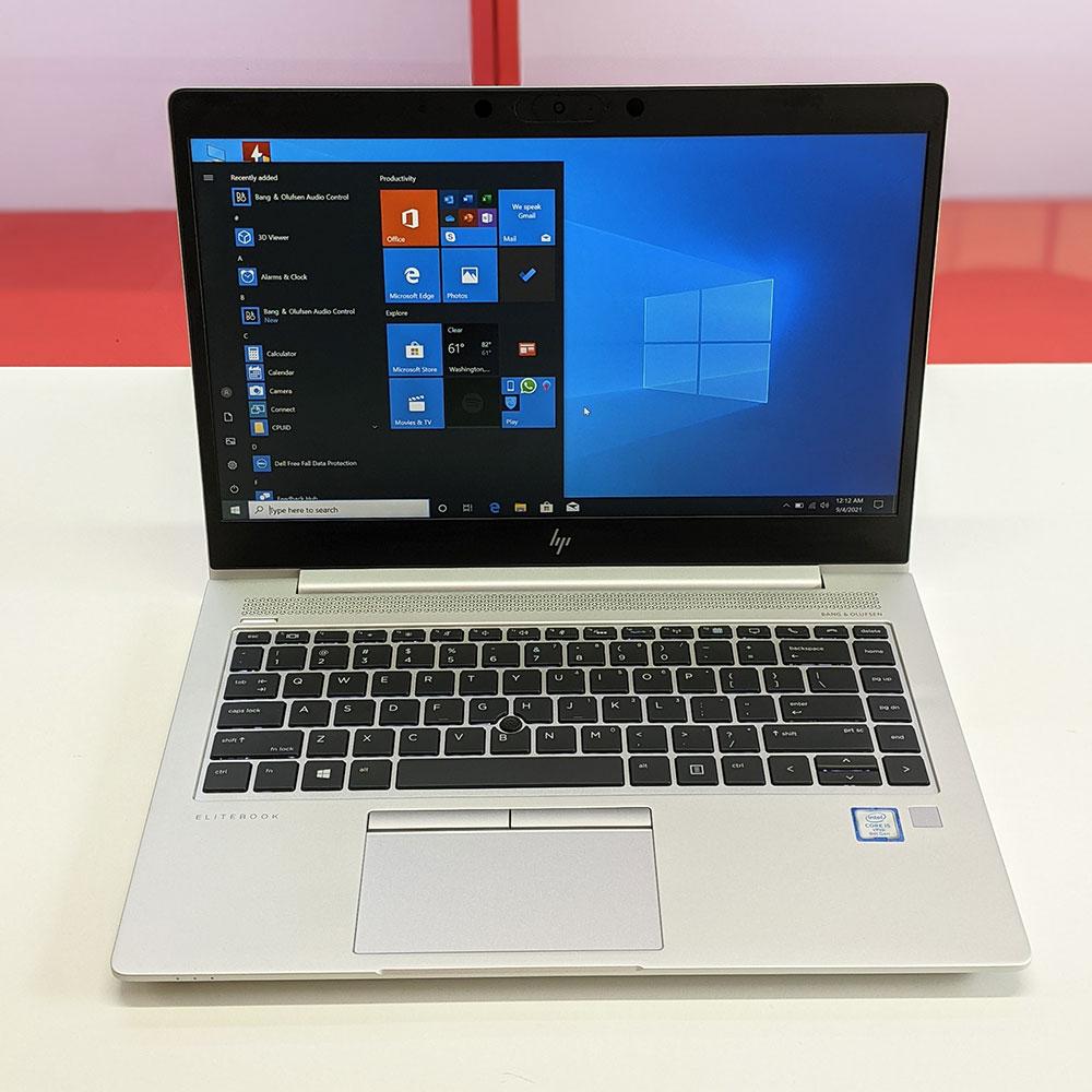 HP Elitebook 840 G6 Core i5 8365U, Ram 8GB, SSD 128GB,14 inch FHD IPS, Intel UHD Graphics 620