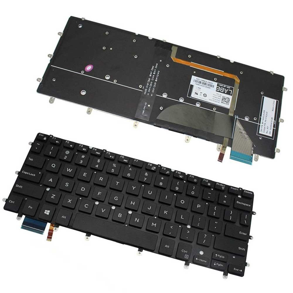 Bàn phím Laptop Dell Inspiron 7352