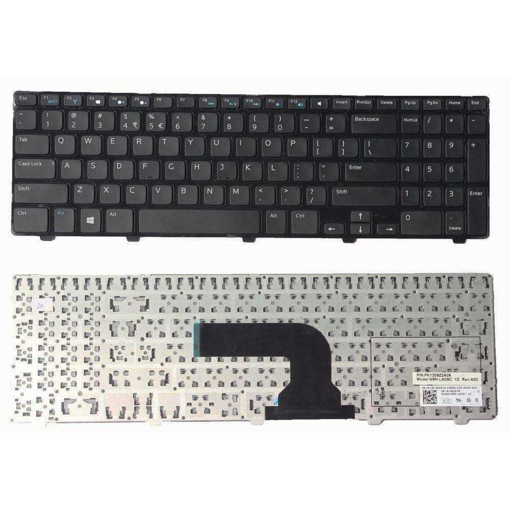 Bàn phím Laptop Dell Inspiron 3521 2521 5535 5537