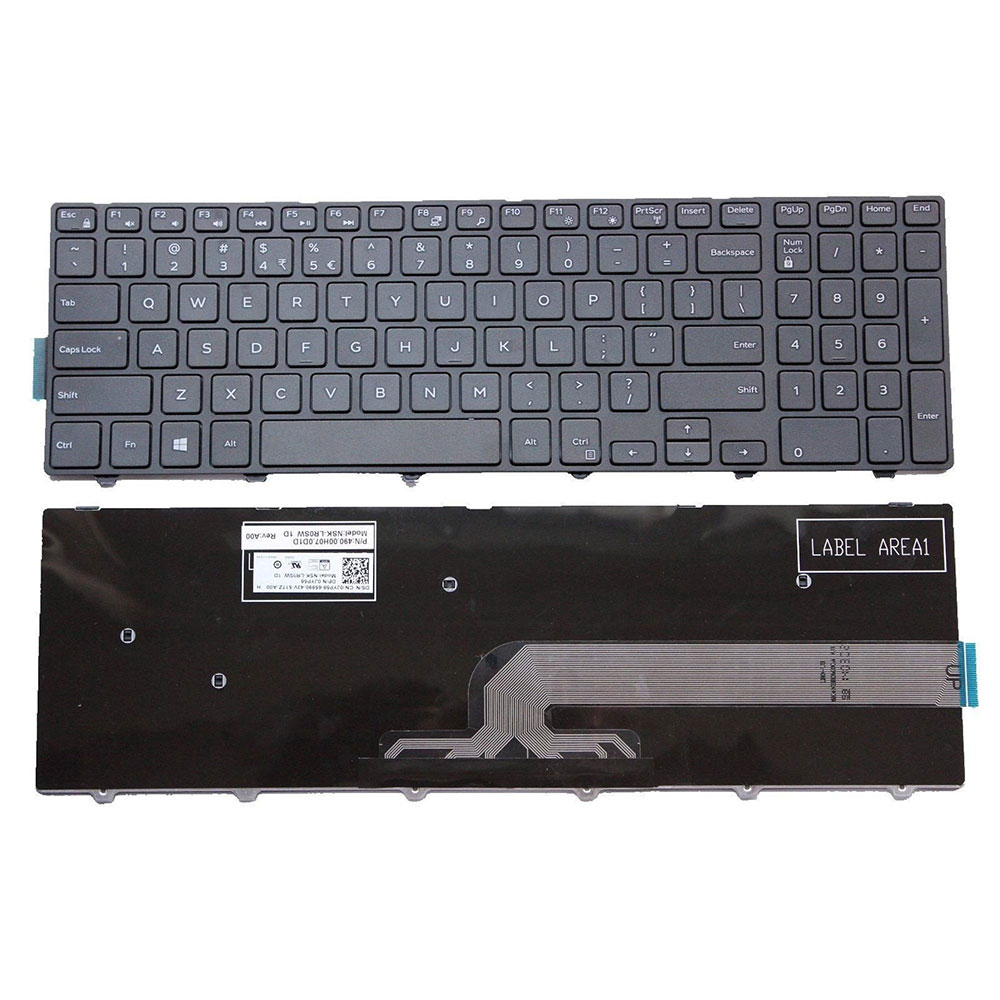 Bàn phím Laptop Dell Inspiron 3565 3568 3573 3576 3567