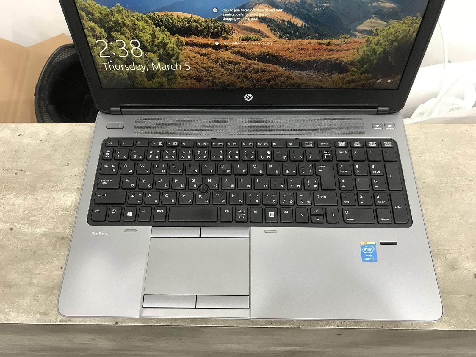 Laptop HP Probook 650 G1 Core i5, màn 15.6 inch - Laptop Hùng Anh