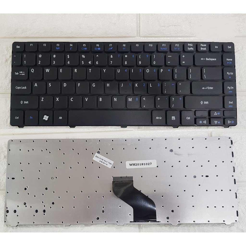 Bàn phím Laptop Acer Aspire 4740 4741 4743 4745 4752