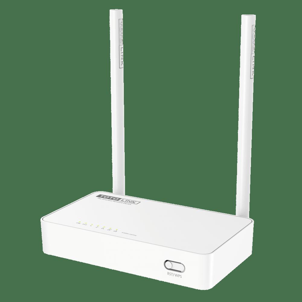 Bộ phát Wifi Totolink N350RT- Router Wi-Fi chuẩn N 300Mbps