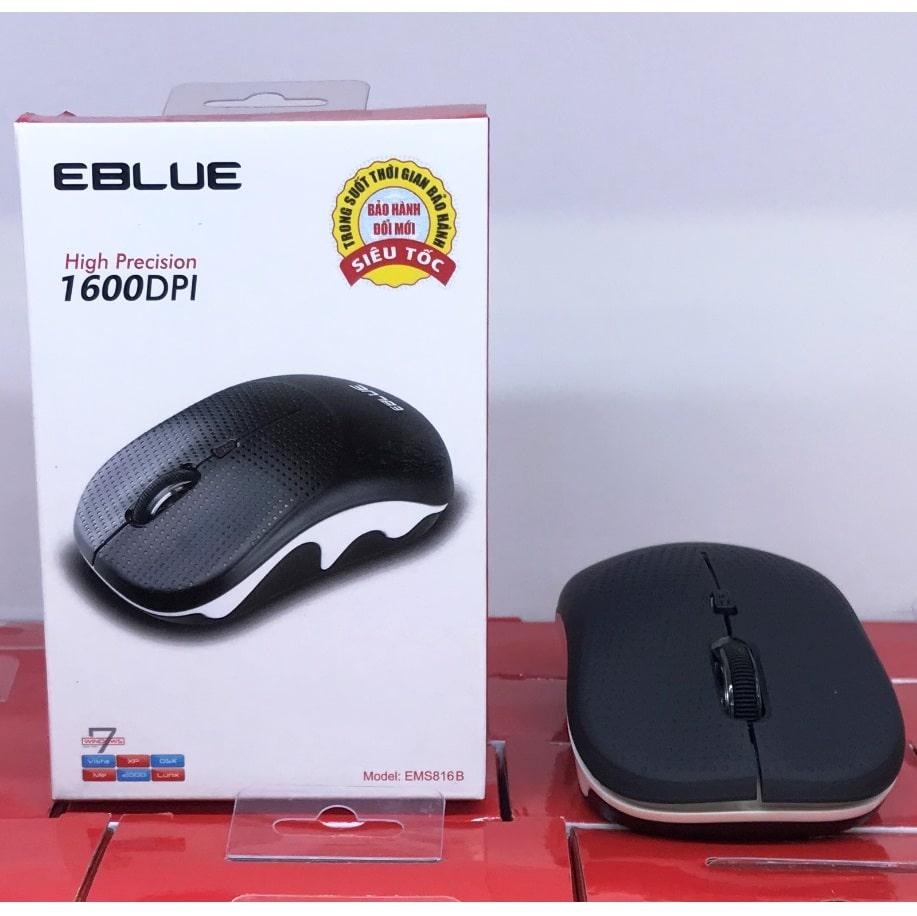 Chuột không dây Eblue EMS816 (USB-Wireless)