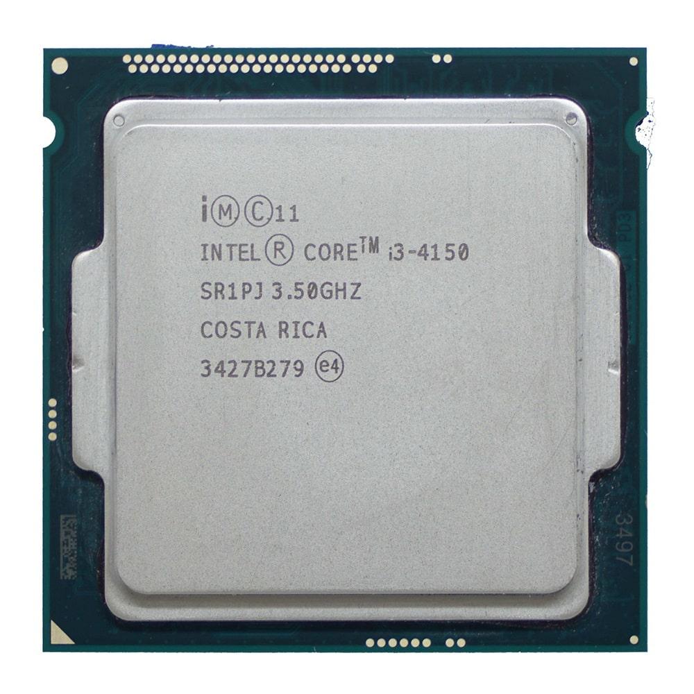 CPU Intel Core i3 4150  3.5 GHz/ 3MB / Intel® HD Graphics 4400 / Socket 1150