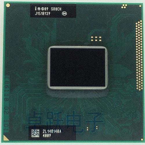 CPU Laptop Intel Core i5 2450M, 3MB Cache, tối đa 3.10GHz, Intel HD Graphics 3000