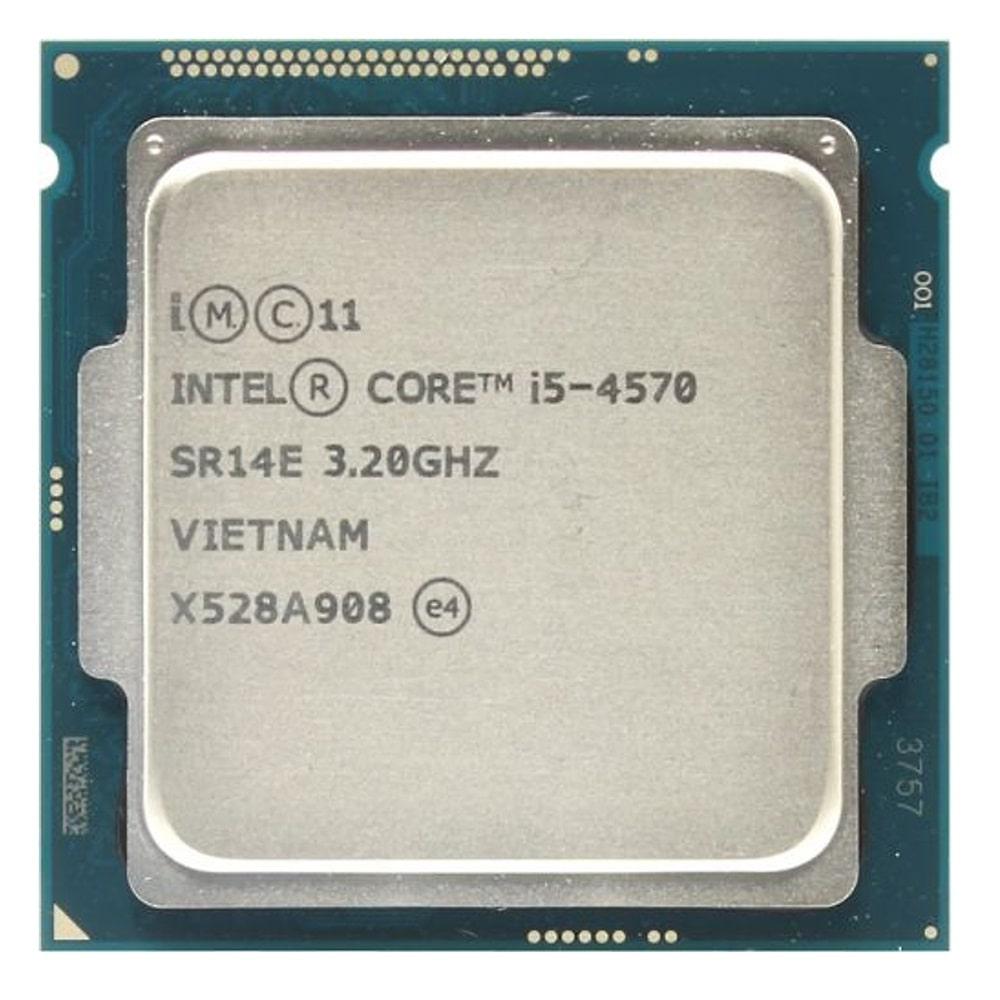 CPU Intel Core i5 4570S  3.6 GHz/ 6MB / Intel® HD Graphics 4600 / Socket 1150