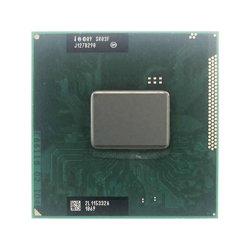 CPU Laptop Intel Core i7 2620M, 4MB Cache, tối đa 3.40GHz, Intel HD Graphics 3000