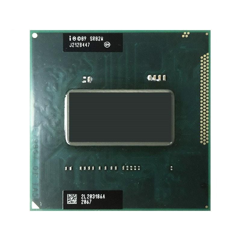 CPU Laptop Intel Core i7 2760QM, 4 lõi 8 luồng, 6MB Cache, tối đa 3.50GHz, Intel HD Graphics 3000