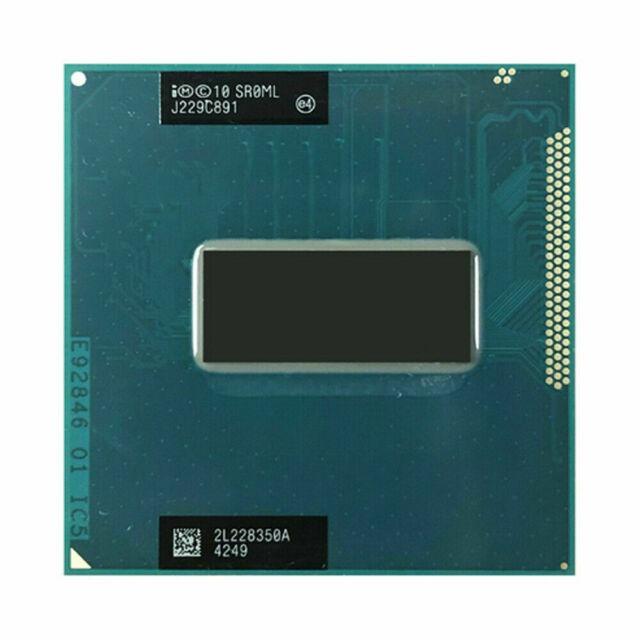 CPU Laptop Intel Core i7 3720QM, 4 lõi 8 luồng, 6MB Cache, tối đa 3.60GHz, Intel HD Graphics 4000