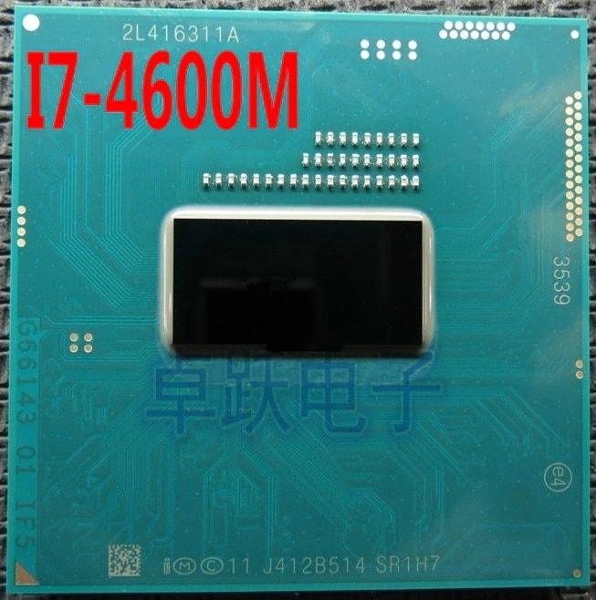 CPU Laptop Intel Core i7 4600M, 4MB Cache, tối đa 3.60GHz, Intel HD Graphics 4600