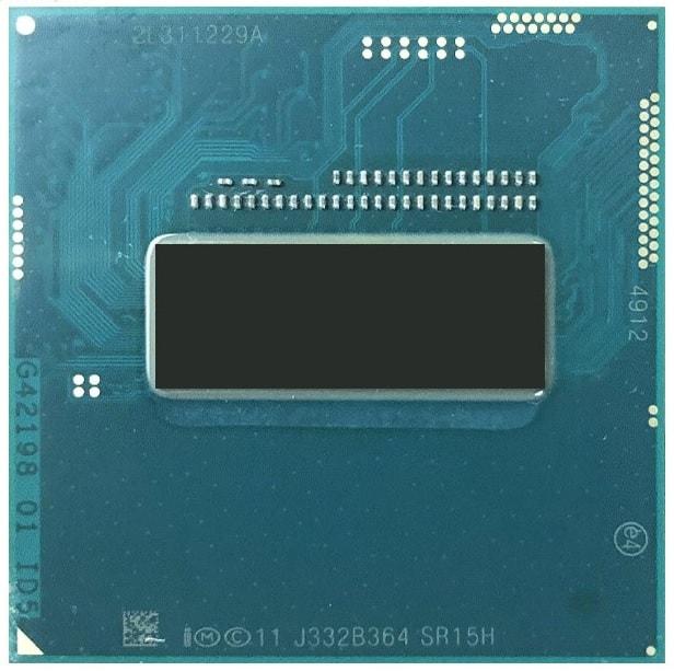 CPU Laptop Intel Core i7 4700MQ, 4 lõi 8 luồng, 6MB Cache, tối đa 3.40GHz, Intel HD Graphics 4600