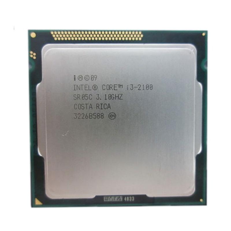 CPU Intel Core i3 2100 3.1 GHz/ 3MB / Intel® HD Graphics 2000 / Socket 1155