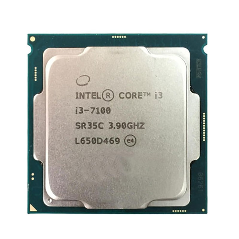 CPU Intel Core i3 7100 3.90GHz/ 3MB / Intel® HD Graphics 630 / Socket 1151
