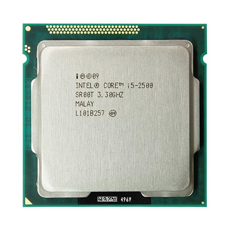 CPU Intel Core i5 2500 3.70 GHz/ 6MB / Intel® HD Graphics 2000 / Socket 1155