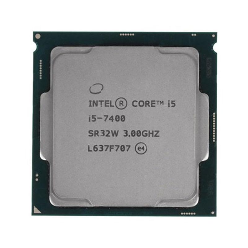 CPU Intel Core i5 7400 3.50GHz / 6MB / Intel® HD 630 / Socket 1151