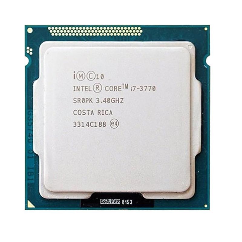 CPU Intel Core i7 3770 3.90GHz/ 8MB / Intel® HD Graphics 4000/ Socket 1155