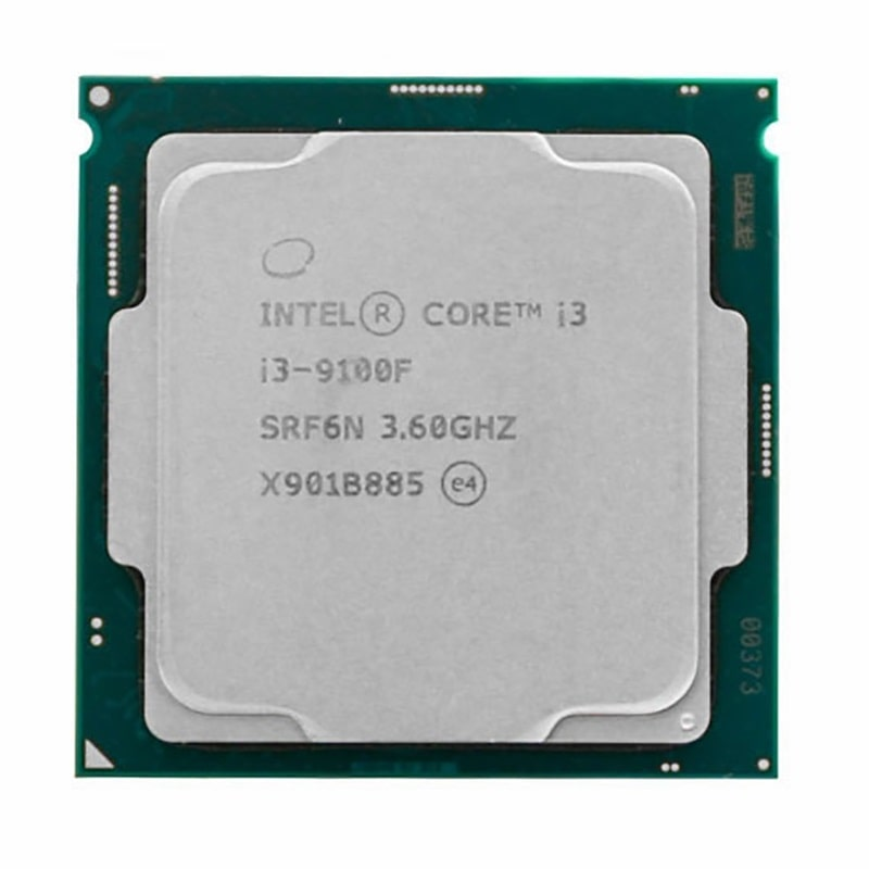 CPU Intel Core i3 9100F 4.20GHz/ 6MB / Socket 1151