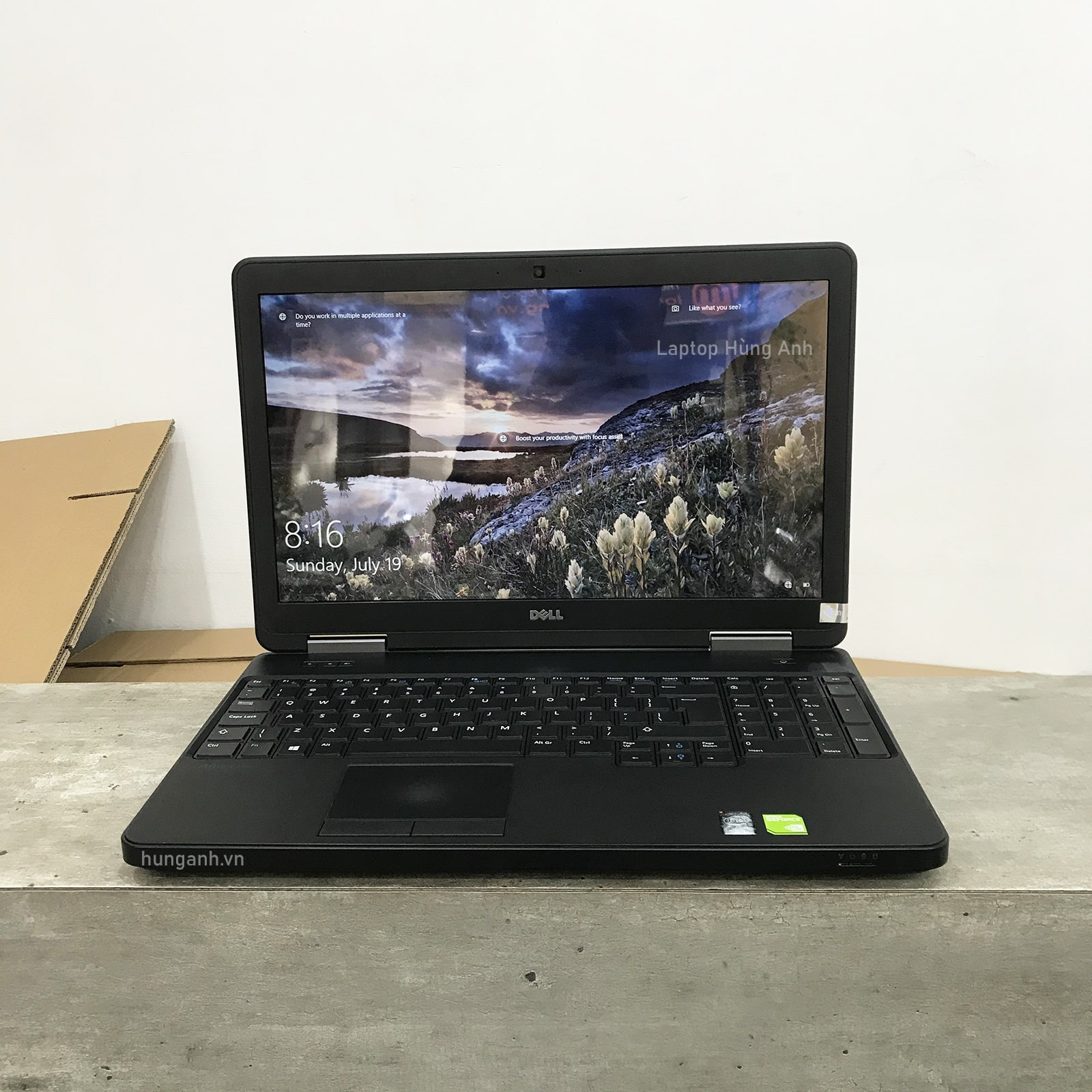 Dell Latitude E5540 Core i5 4300U, 4GB, 320GB, 15.6 inch, vga on rời