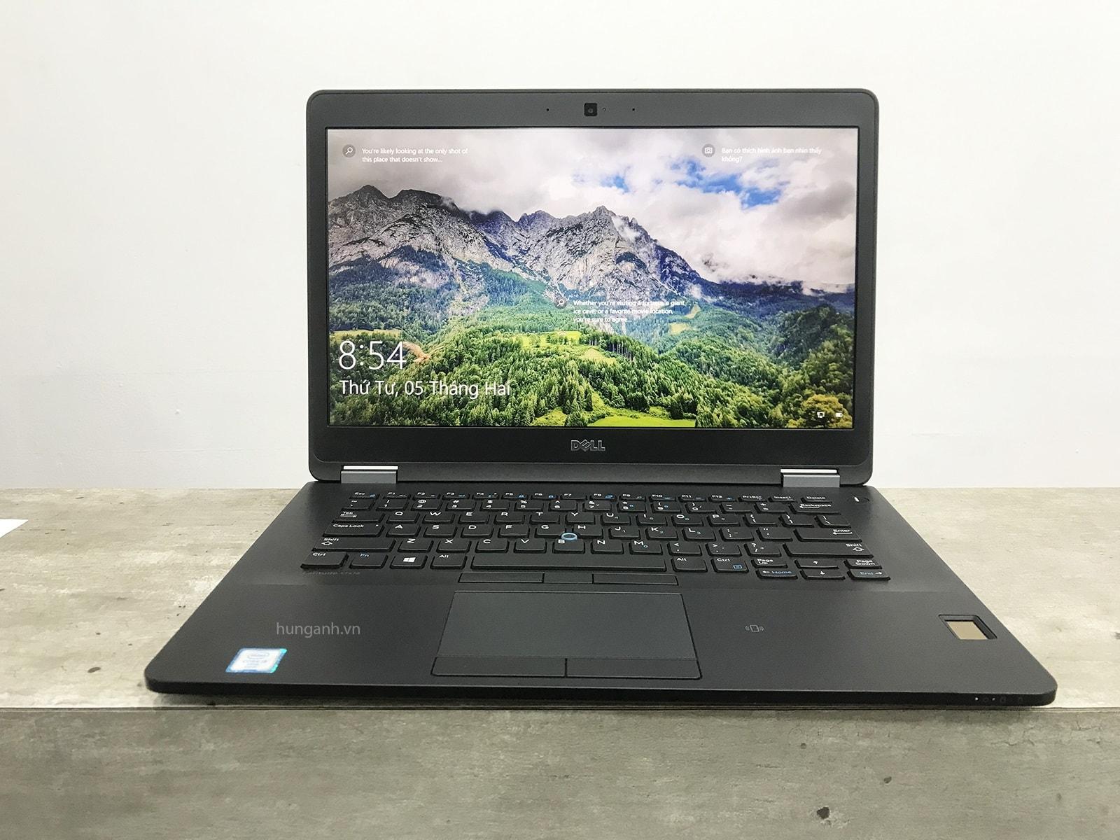 Dell Latitude E7470 Core i5 6300U/ 8GB/ 256GB/ 14 Inch/ HD Graphics 520
