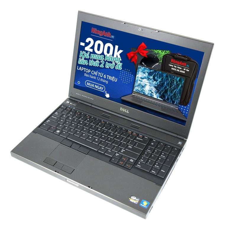 Dell Precision M4700 Core  i7 3720QM, Ram 8GB, HDD 500GB, 15.6 Inch Full HD, NVIDIA Quadro K1000M K2000M