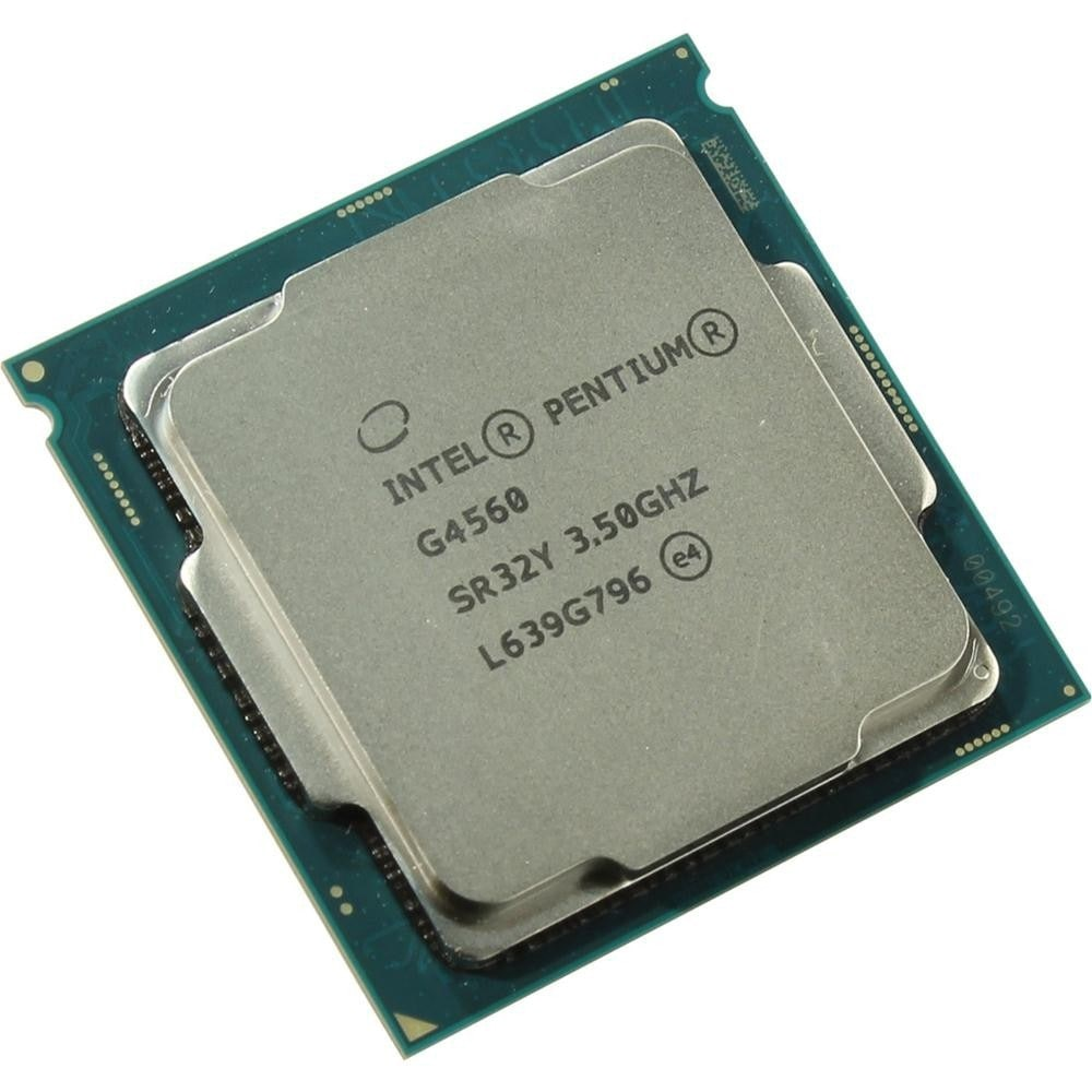 CPU Intel Pentium G4560 3.5GHz/ 3MB / HD Graphics 610/ Socket 1151