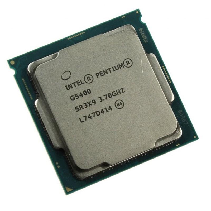 CPU Intel Pentium G5400 3.70GHz/ 3MB / Intel® UHD Graphics 610/ Socket 1151