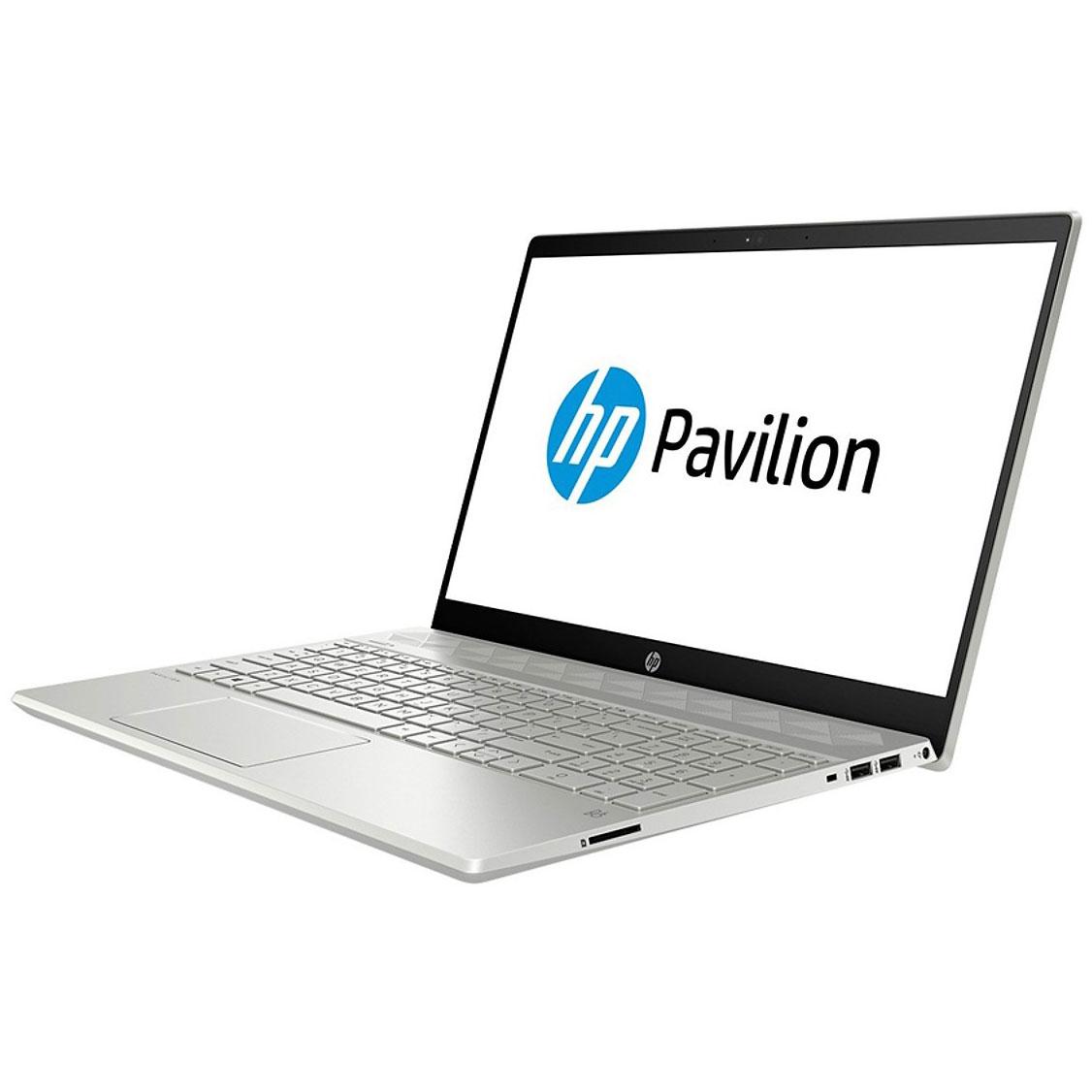 HP Pavilion 15 CS1044TX Core i5 8265U, Ram 8GB, SSD 128GB, HDD1TB, 15.6 Inch, NVIDIA GeForce MX130