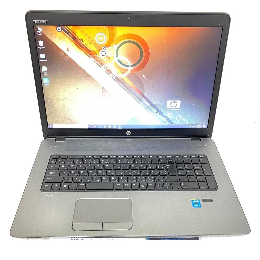 HP Probook 470 G2 Core i5 4210U, Ram 4GB, SSD 120GB, 17.3 Inch, AMD Radeon R5 M255