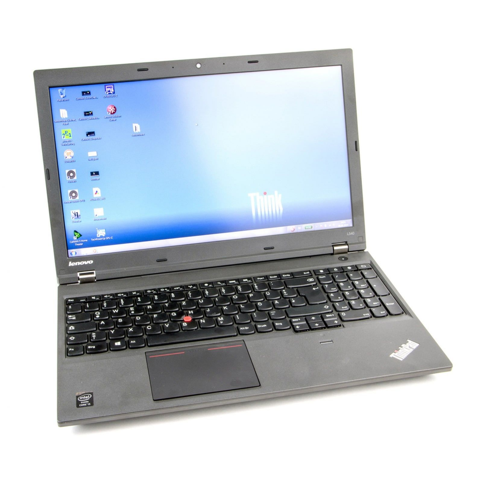 Lenovo Thinkpad L540 Core i7 4600M, Ram 4GB, HDD 320GB, 15.6 inch, vga on HD Graphics 4600