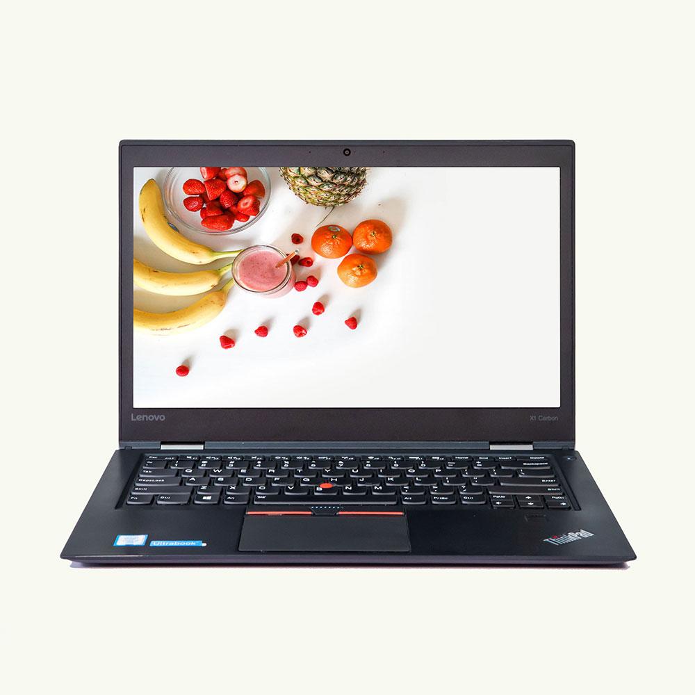 Lenovo Thinkpad X1 Carbon Gen4 Core i7 6600U, Ram 8GB, SSD 256GB, 14 inch FHD, HD 520