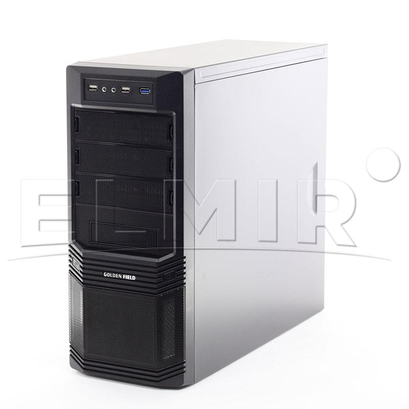 Máy tính Case cũ nắp ráp  Asus H110M-CS Pentium G4400, Ram 4GB, HDD 250GB, HD Graphics 510