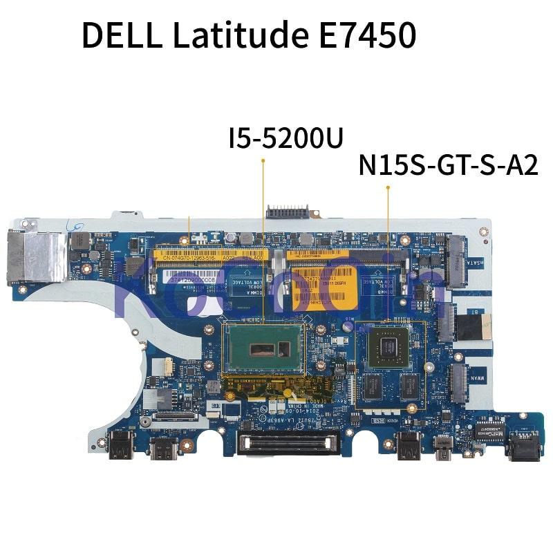 Thay Mainboard Laptop Dell Latitude E7450 Core i5 i7