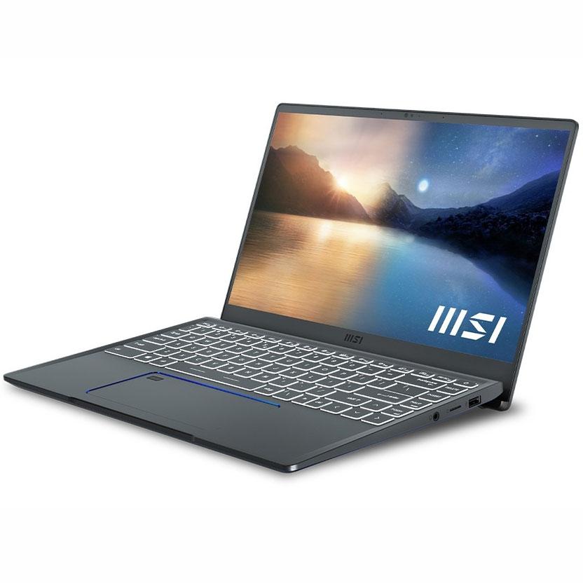 MSI Prestige 14 EVO Core i5-1135G7, Ram 16GB, SSD 512GB, 14 Inch Full IPS 100sRGB, Iris Xe Graphics
