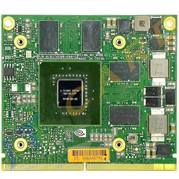 VGA rời Laptop NVIDIA Quadro K1000M nắp cho Dell M4700, HP 8570W