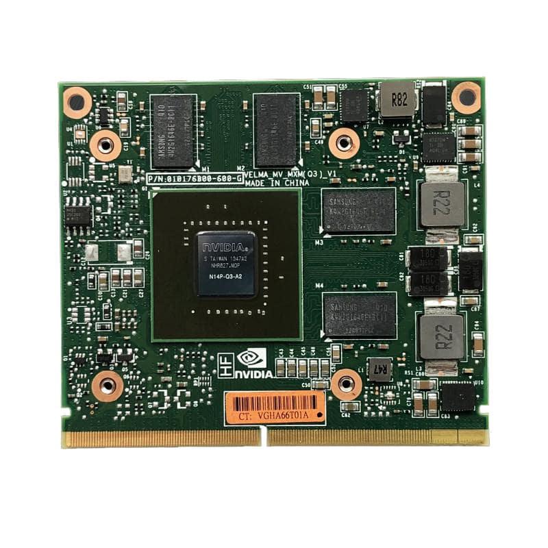 VGA rời Laptop NVIDIA Quadro K2000M nắp cho Dell M4700, HP 8570W