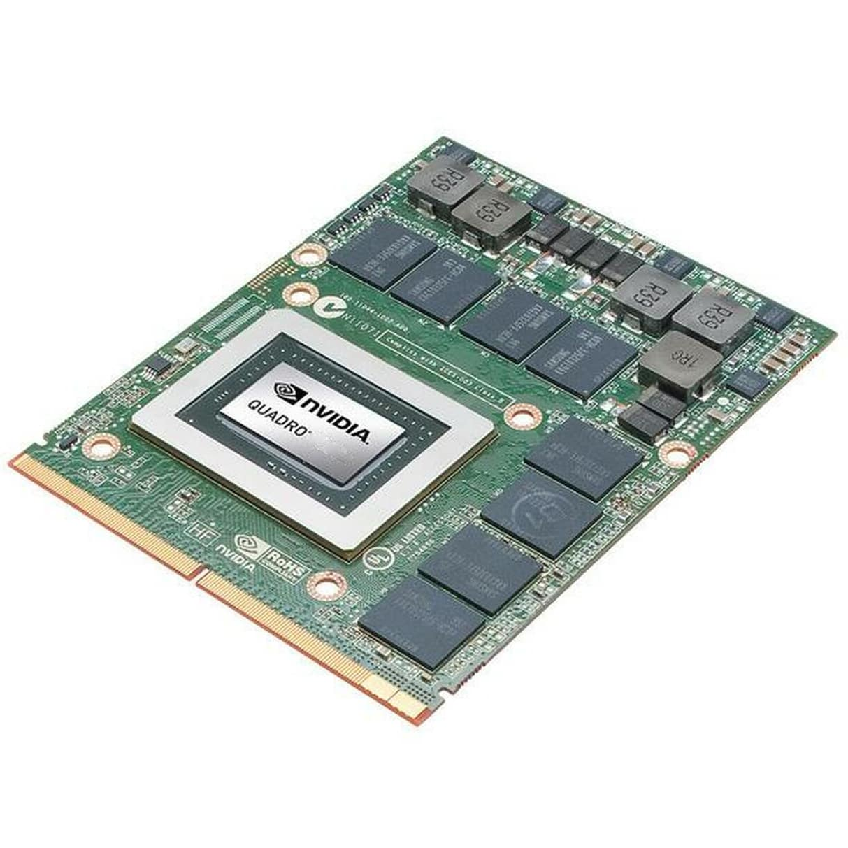 VGA rời Laptop NVIDIA Quadro K4100M nắp cho Dell M6800, HP Zbook 17