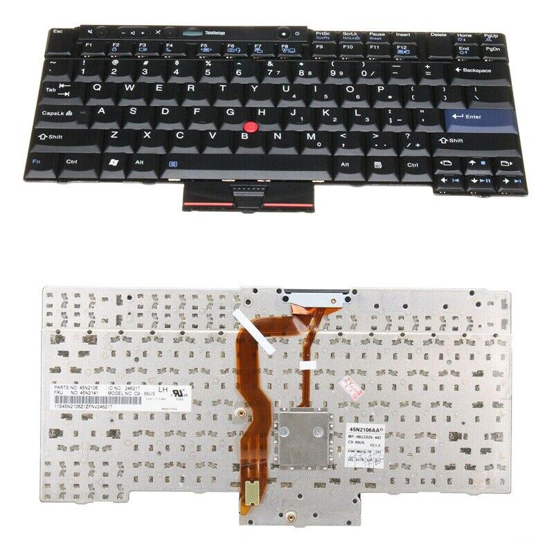 Thay bàn phím Laptop Lenovo Thinkpad T510 T520 W510 W520
