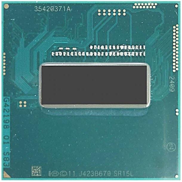 CPU Laptop Intel Core i7 4800MQ, 4 lõi 8 luồng, 6MB Cache, tối đa 3.70GHz, Intel HD Graphics 4600