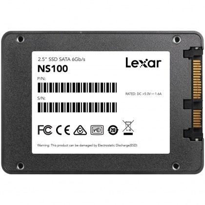 Ổ cứng SSD 128Gb Lexar NS100 2.5-Inch SATA III