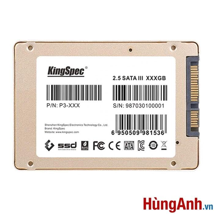 Ổ cứng SSD Kingspec P3-128 2.5 Sata III 128Gb