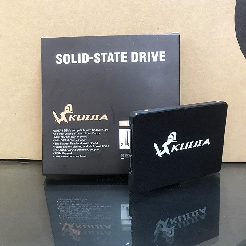 Ổ cứng SSD 120GB KuJia 2.5-Inch