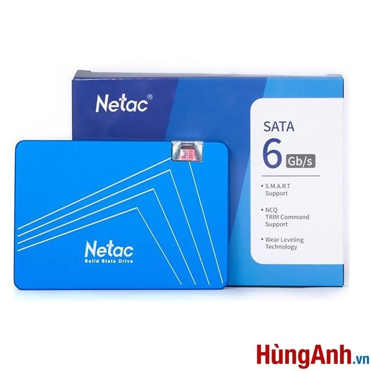 Ổ cứng SSD 120GB Netac  2.5-Inch SATA III
