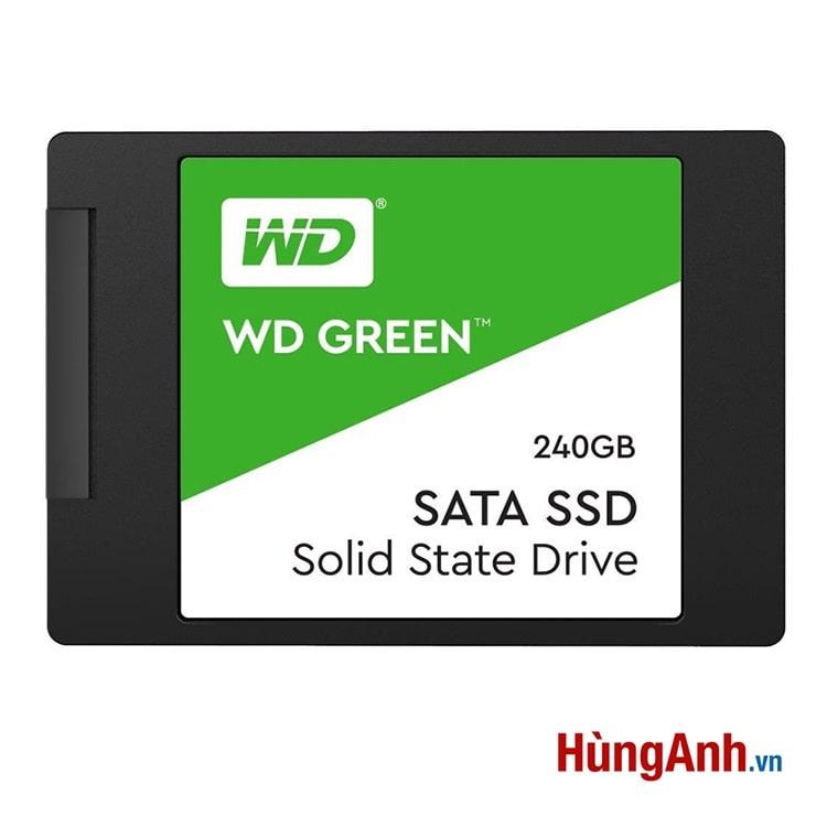 Ổ cứng SSD 240GB Western Green 2.5-Inch