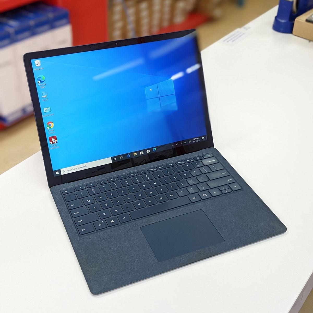 Surface Laptop 1 A1769 Core i5 7200U, Ram 8GB, SSD 256GB, 2K cảm ứng