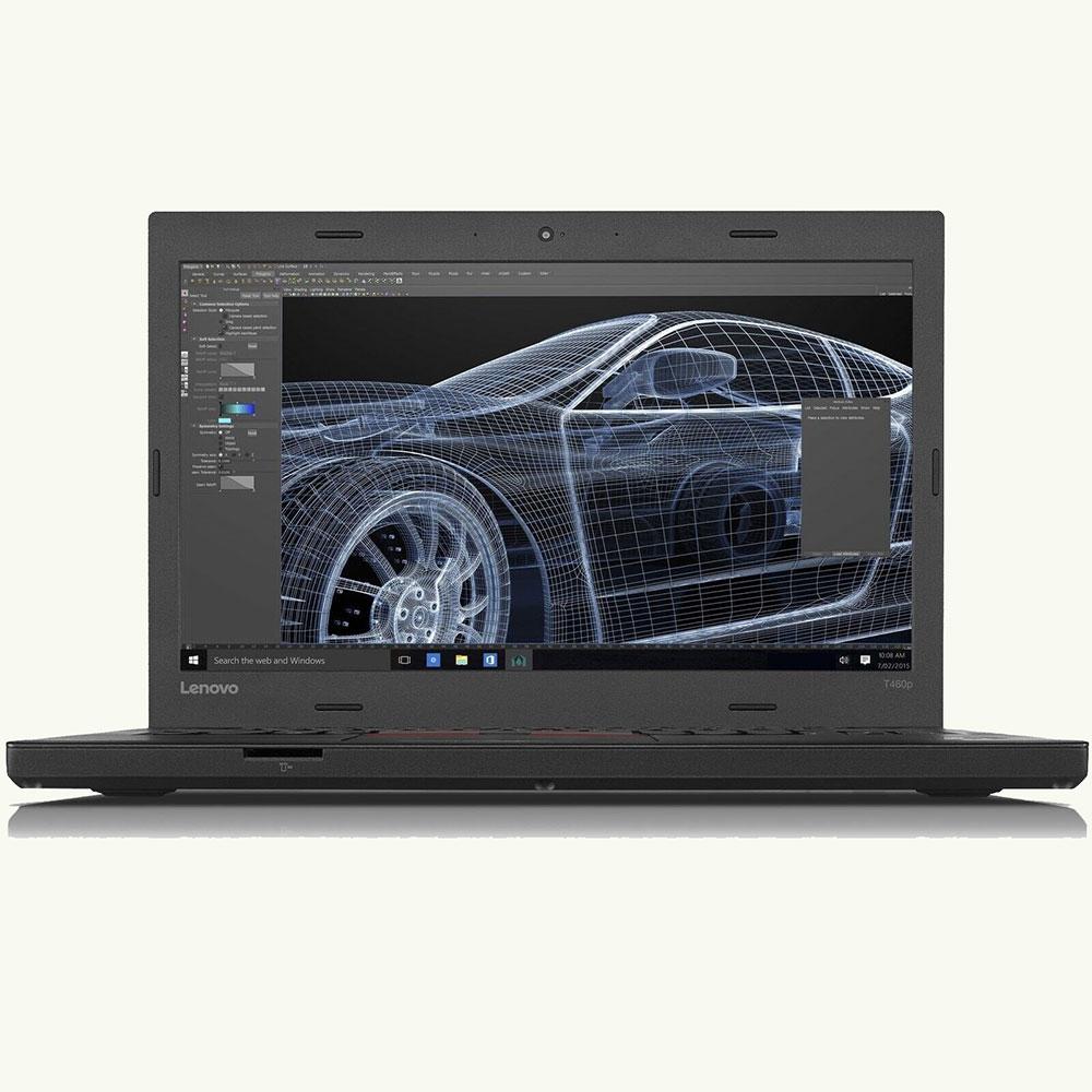 Lenovo Thinkpad T460P Core i7 6820HQ, Ram 8GB, SSD 256GB, 14 inch Full HD, Nvidia GT 940MX 2GB