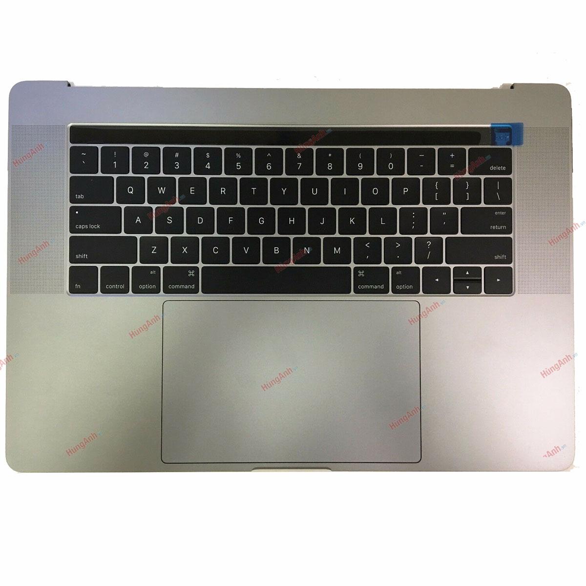 Thay bàn phím Macbook Pro 15 Inch (MID2017) A1707